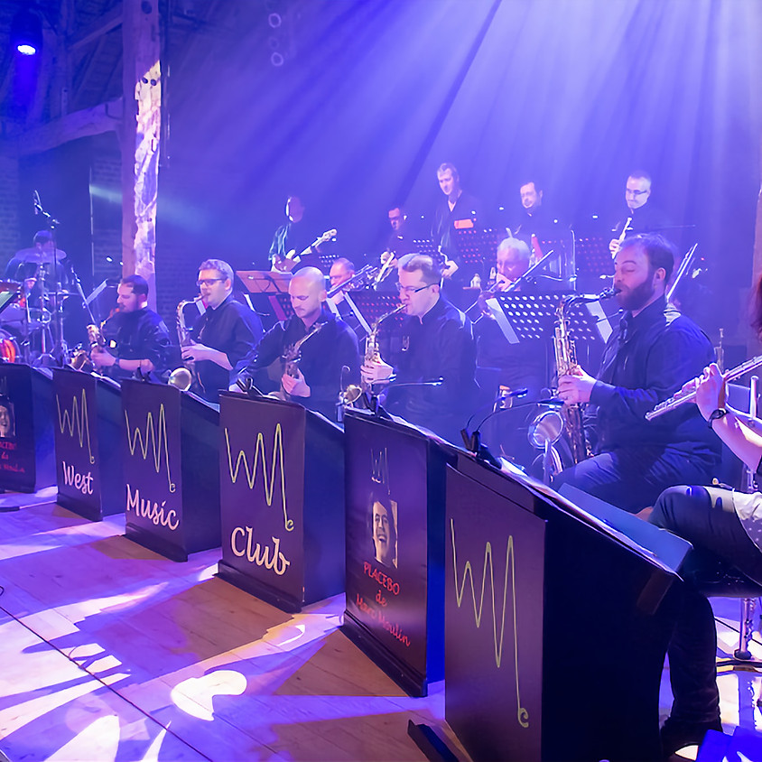 West Music Club | Hommage à Count Basie & Frank Sinatra