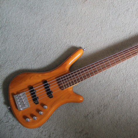 Warwick 5 String Corvette Bass