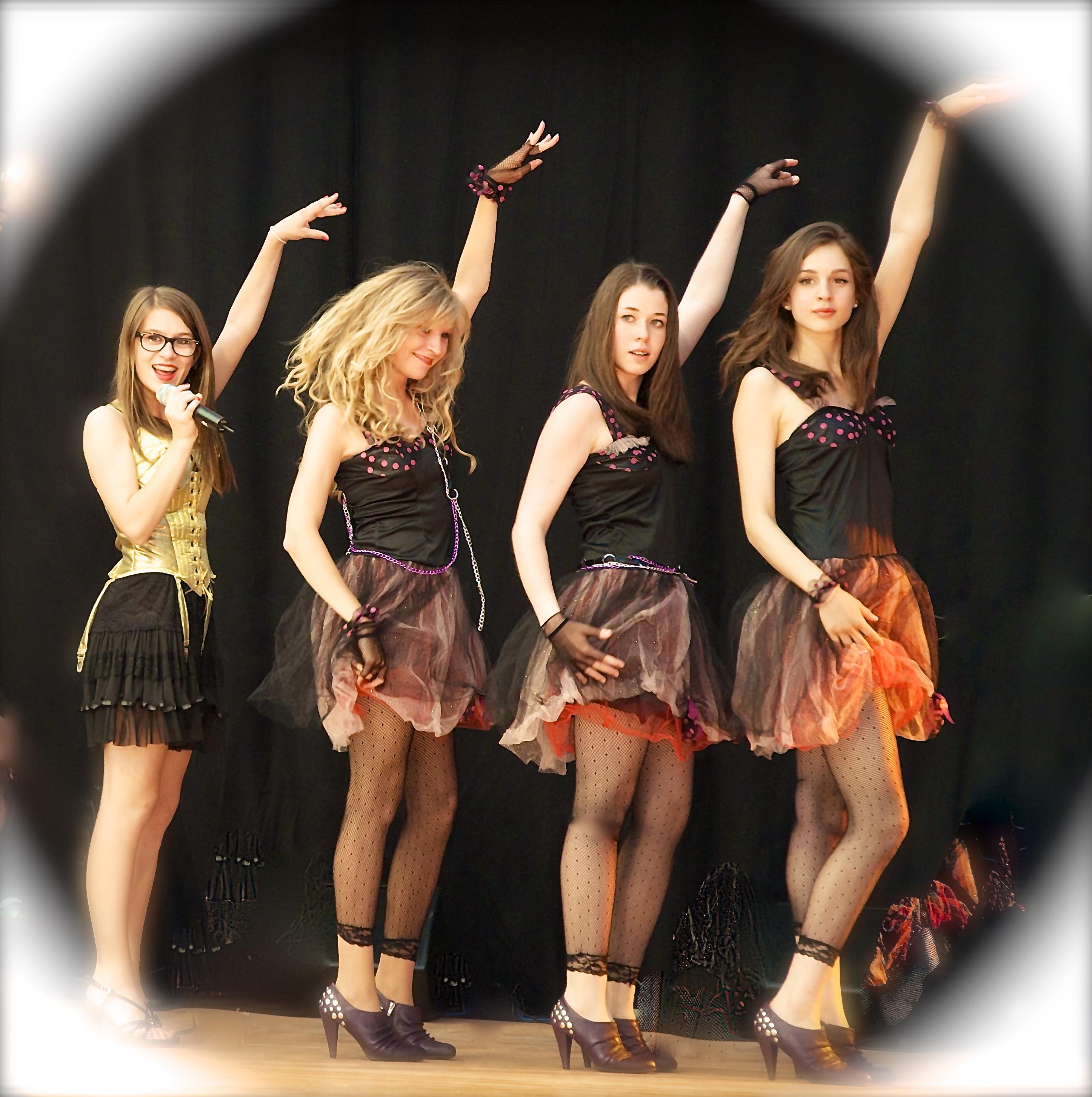 Medley Madonna 4 filles