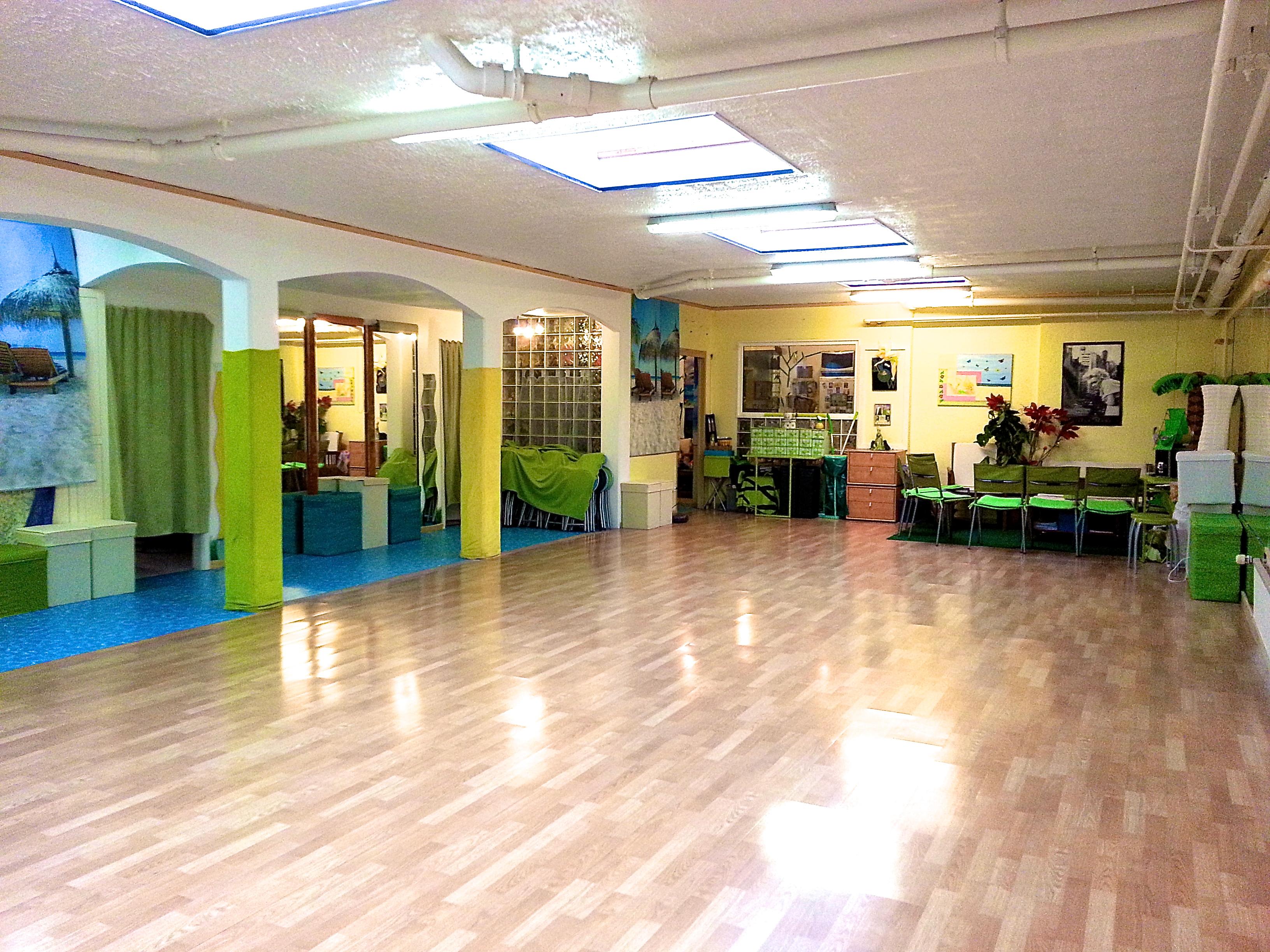 Salle de danse DMC 3