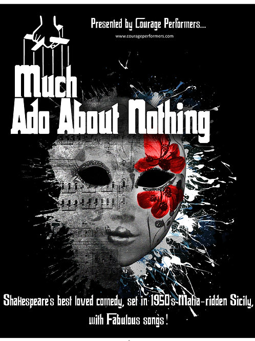 MUCH A SHOO BE DOO ABOUT NOTHING. 4th July 7pm