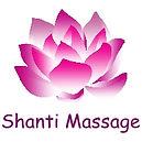 Logo Shanti Massage - massage & soin du visage pas chers à Nantes