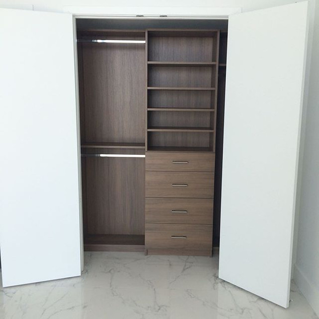 You need closets_ check this amazing wor