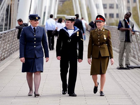 Council supports the local Armed Forces community
