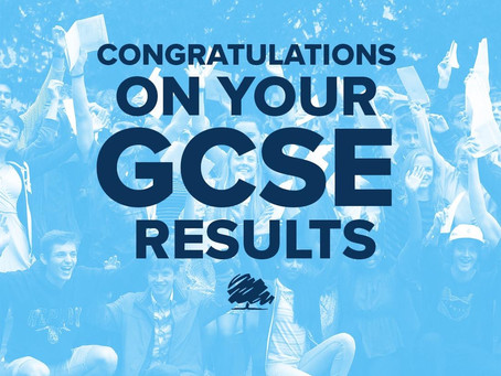GCSE celebrations for East Riding students