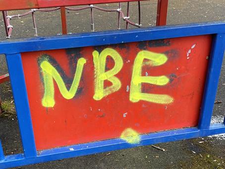 More vandalism at Wawne Recreation Ground