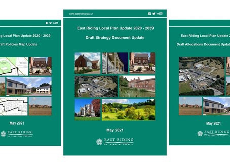 Residents invited to have their say on the East Riding Draft Local Plan update