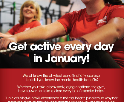 East Riding Leisure turns January RED