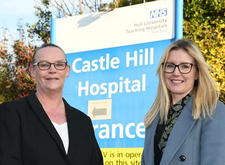 Council opens hospital discharge suite