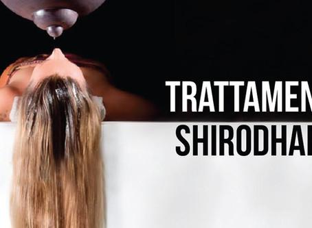 Shirodhara, un trattamento che viene dall'India