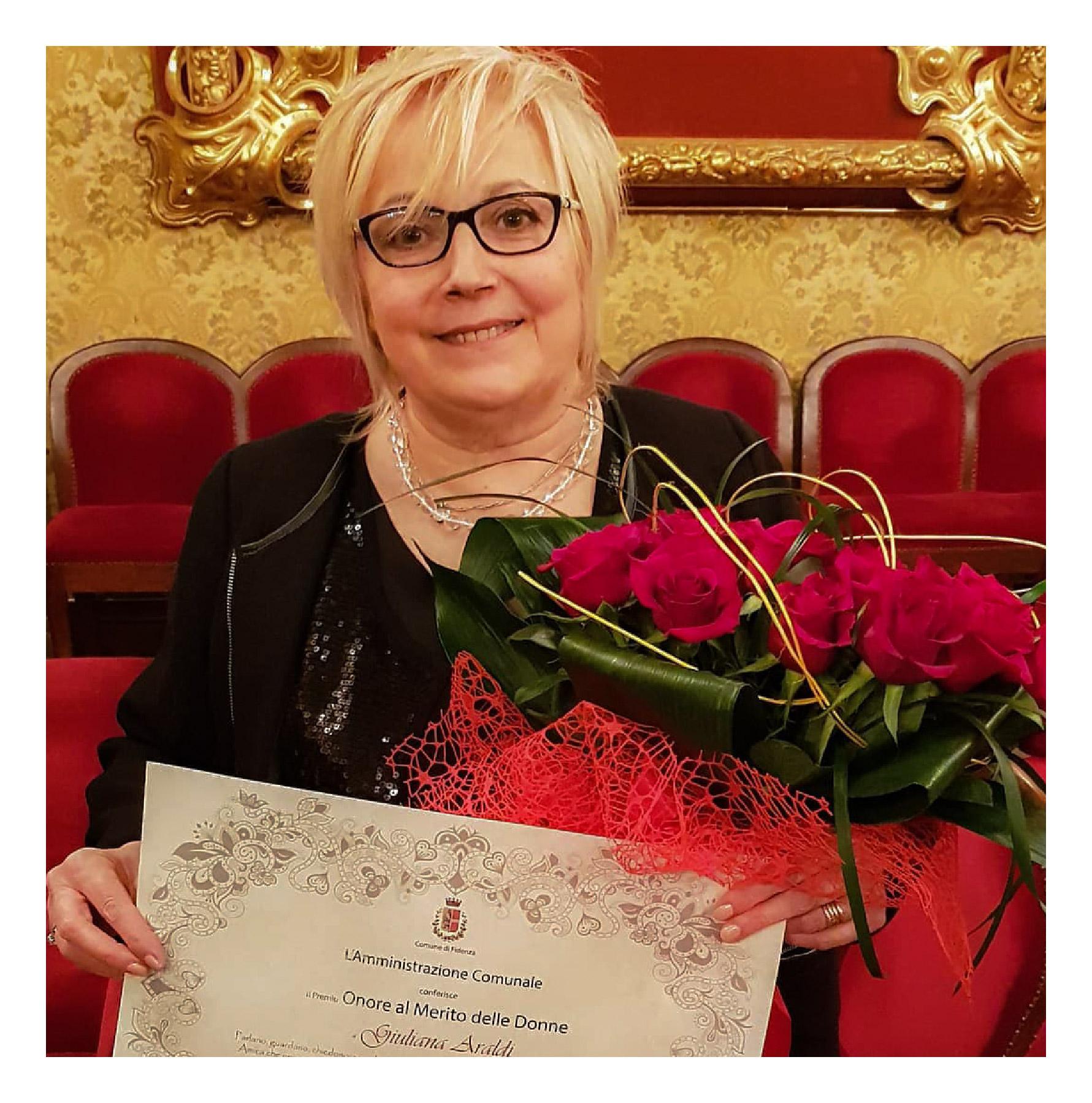"""Premio """"Onore Merito delle Donne"""""""