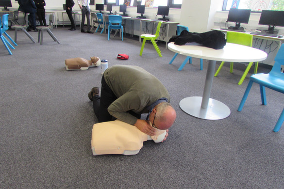 LUPE Training First Aid Training