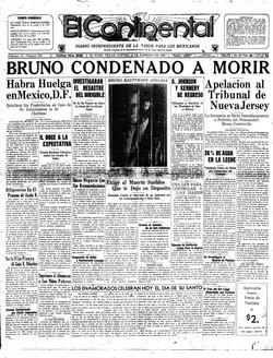El Continental. febrero 14, 1935