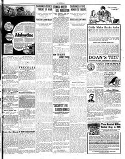 La Estrella, 18 de marzo de 1916