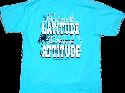 Lower the Latitude...