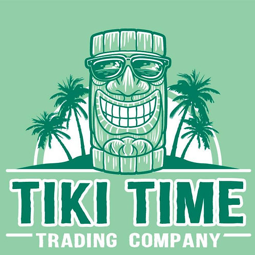 Tiki Time Signature Tee