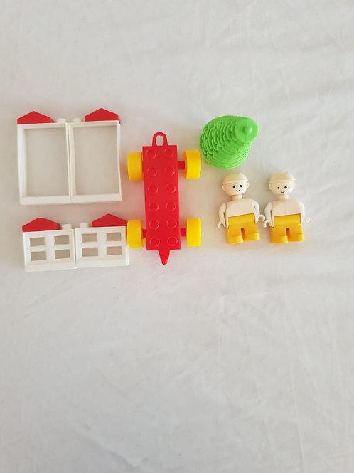 Building block accessories