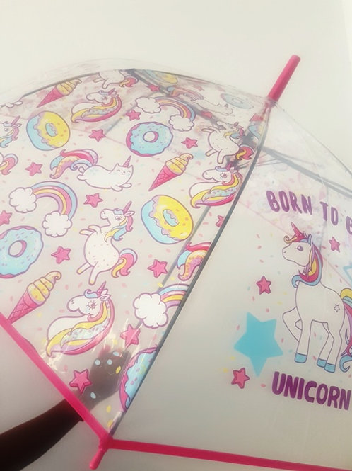Unicorn umbrella's