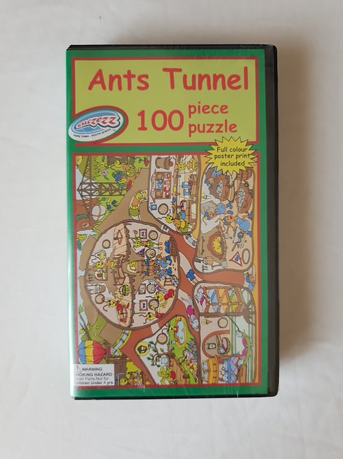 Ants Tunnel
