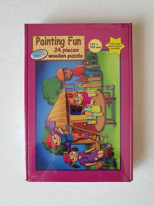 24 Pc Puzzles