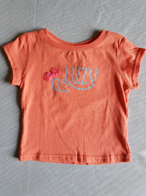 Orange Lizzard Shirt