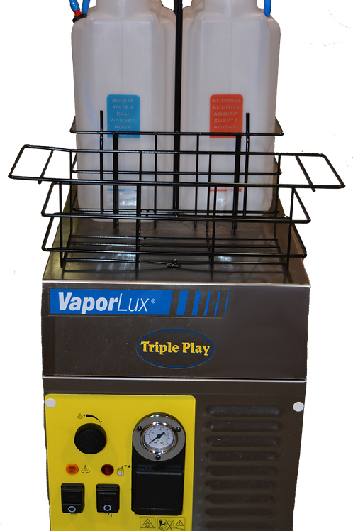 VAPORBLASTOR INDUSTRIAL STEAM/CHEMICAL CLEANING MACHINE