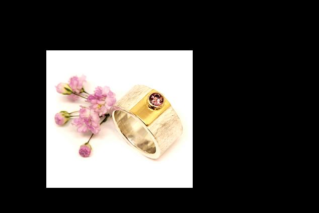 Breiter Ring Ag Au Rosa Turmalin.png