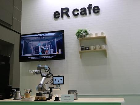 【リリース】QBITのロボットシステム、豊田合成のブースで展示 両社のコラボレーションにより、サービスロボット実用化を加速