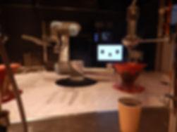 &ロボットカフェ_ドリンク作り(ドリップコーヒー)