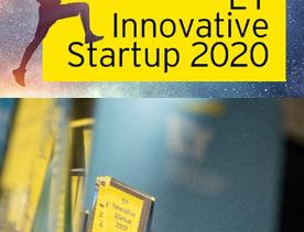 【リリース】EY Innovative Startup2020 受賞QBITが優れたスタートアップ企業と、評価を受ける