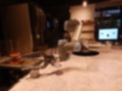 &ロボットカフェ_自動洗浄