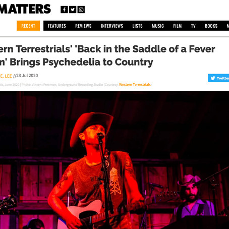 'Back in the Saddle of a Fever Dream' Brings Psychedelia to Country - popmatters.com