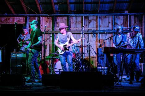 Western Terrestrials, Melody Mountain Farm, Warren, NH June 25, 2020