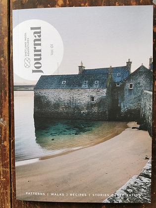 Shetland Wool Adventures - Journal Vol. 1