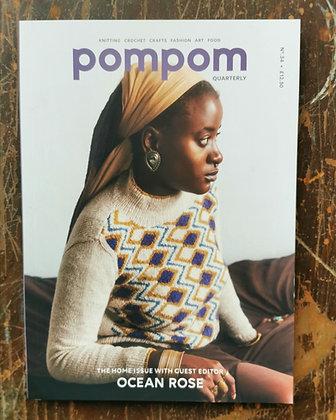 pompom magazine No. 34