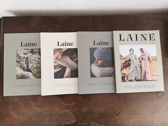 Laine Magazine Abonnement