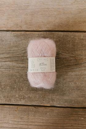 very light pink