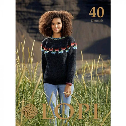 Lopi Buch No. 40 - NEU