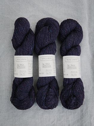 dark violet blue