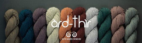 Àrd Thìr by Kate Davies Designs
