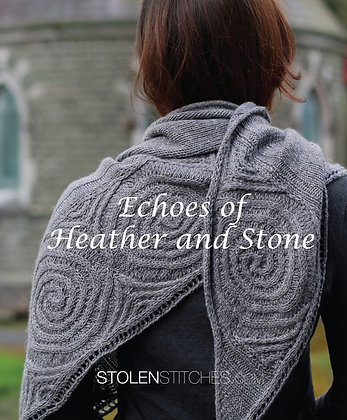 Echoes of Heather and Stone -  Stolen Stitches