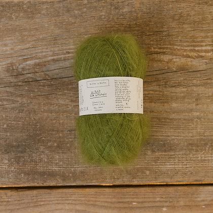 medium green grey