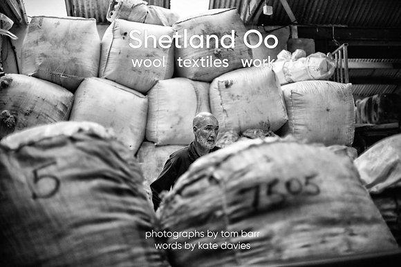 Shetland Oo - Wolle und Textilien