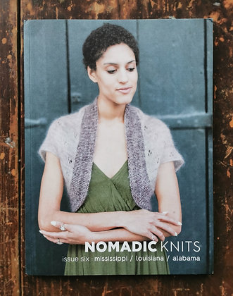 Nomadic Knits Issue 6: mississipi / louisiana / alabama