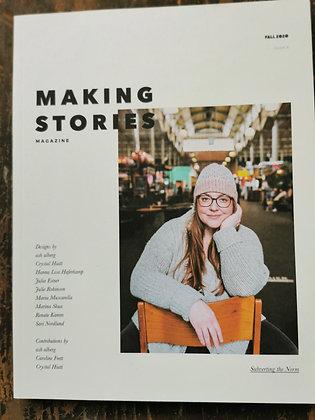 Making Stories No. 4