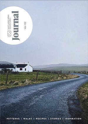 Shetland Wool Adventures - Journal Vol. 2