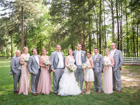 Julia & Kevin's Wedding