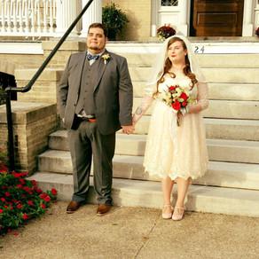 Stephen & Angela Wedding