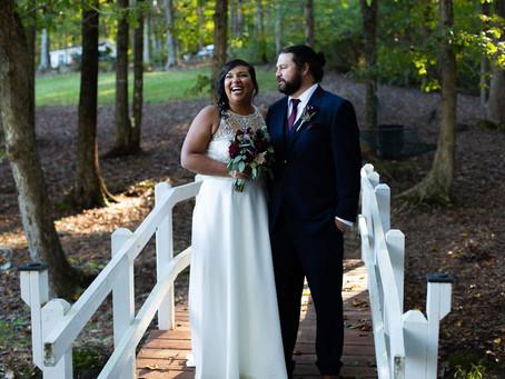 Ginay & Michael's Wedding
