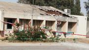 פגיעה ישירה של פצמ״ר בכפר עזה